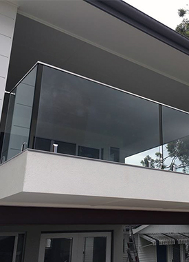 Glass Balustrade | Glass Pool Fence | Glass Shower Screens