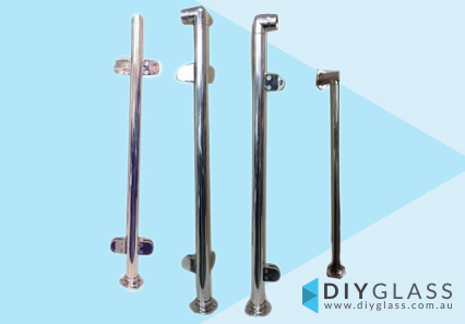 Stainless Glass Balustrade Posts
