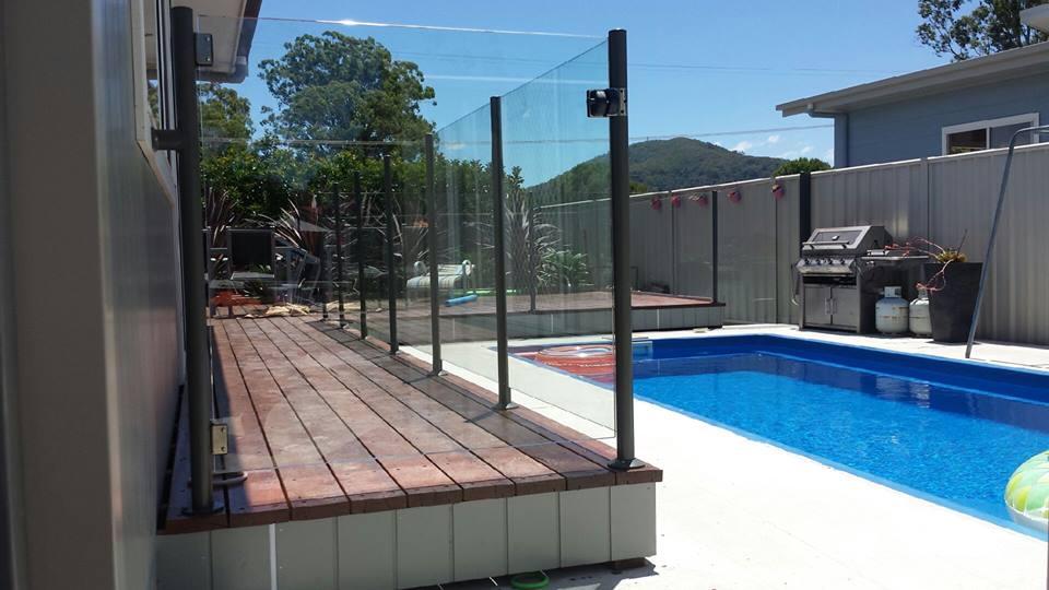 DIY Glass Pool Fencing | DIY Glass