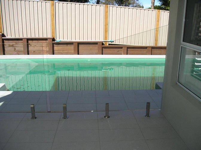 Diy Glass Pool Fencing Diy Glass