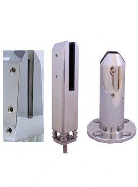 Stainless Glass Spigots