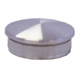 38mm Domed End Cap for Glass Offset Rail