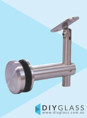50mm Diameter Round Adjustable Offset Bracket