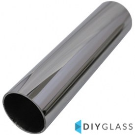 38mm Glass Offset Rail Tube