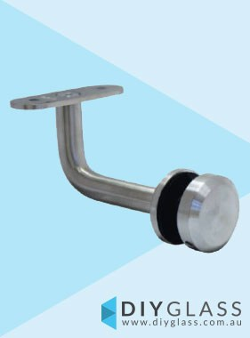 38mm Diameter Round Offset Fixed Bracket
