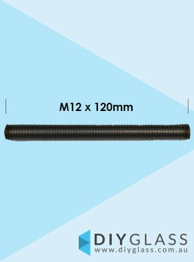 M12 x 120mm Threaded Rod