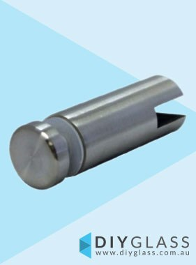 50x10mm Rail Connector for Glass Offset Rail