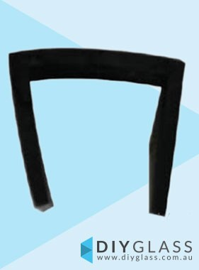25x21mm Glazing Rubber